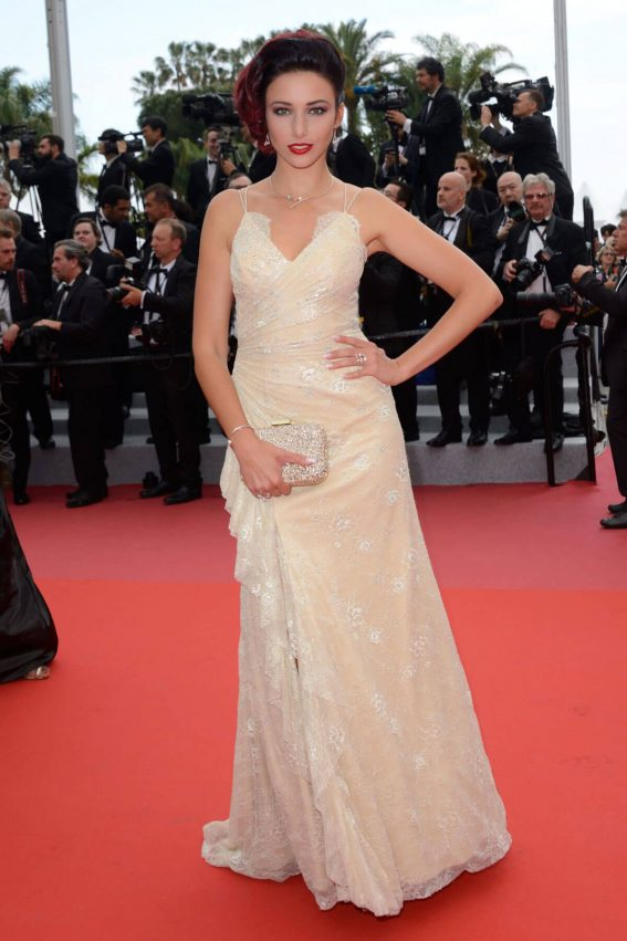 Delphine Wespiser Stills at Yomeddine Premiere at Cannes Film Festival 2018/05/09 1