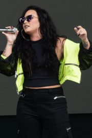 Demi Lovato Performs at BBC Biggest Weekend Festival in Swansea 2018/05/27 4