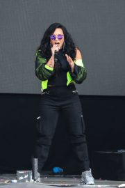 Demi Lovato Performs at BBC Biggest Weekend Festival in Swansea 2018/05/27 14