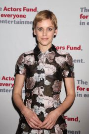 Denise Gough Stills at Actors Fund Annual Gala in New York 2018/05/14 3