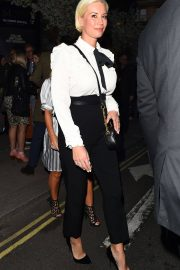Denise van Outen Stills at Connor Brothers Call Me Anything but Ordinary Private View in London 2018/05/16 2