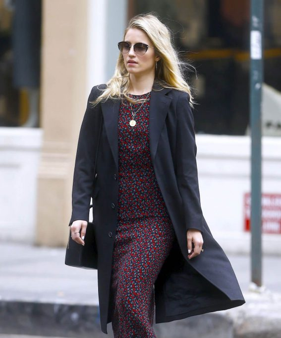 Dianna Agron Stills Out for Lunch in New York 2018/05/06 6