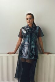 Ella Purnell Poses for Flaunt Magazine, May 2018 Issue 1