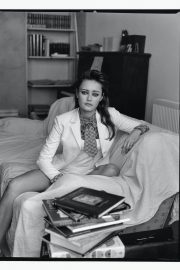 Ella Purnell Poses for Flaunt Magazine, May 2018 Issue 6
