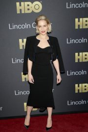 Emilia Clarke at Richard Plepler and HBO Honored at Lincoln Center's American Songbook Gala in New York 2018/05/29 2