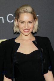 Emilia Clarke at Richard Plepler and HBO Honored at Lincoln Center's American Songbook Gala in New York 2018/05/29 3