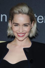 Emilia Clarke at Richard Plepler and HBO Honored at Lincoln Center's American Songbook Gala in New York 2018/05/29 4
