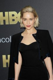 Emilia Clarke at Richard Plepler and HBO Honored at Lincoln Center's American Songbook Gala in New York 2018/05/29 7
