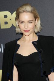 Emilia Clarke at Richard Plepler and HBO Honored at Lincoln Center's American Songbook Gala in New York 2018/05/29 8