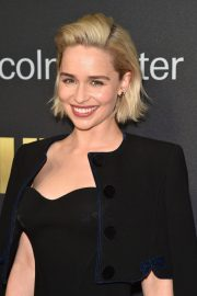 Emilia Clarke at Richard Plepler and HBO Honored at Lincoln Center's American Songbook Gala in New York 2018/05/29 11