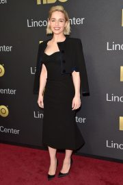 Emilia Clarke at Richard Plepler and HBO Honored at Lincoln Center's American Songbook Gala in New York 2018/05/29 12