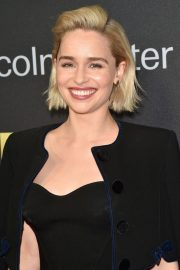 Emilia Clarke at Richard Plepler and HBO Honored at Lincoln Center's American Songbook Gala in New York 2018/05/29 13