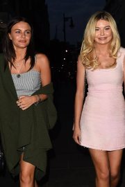 Emily Blackwell and Georgia Toffolo Stills Night Out in London 2018/05/22 5