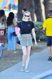 Emma Roberts Stills Out on Melrose Avenue in Los Angeles 2018/05/10 6