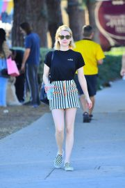 Emma Roberts Stills Out on Melrose Avenue in Los Angeles 2018/05/10 8