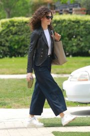 Emmy Rossum Stills Out and About in Hollywood 2018/05/02 2