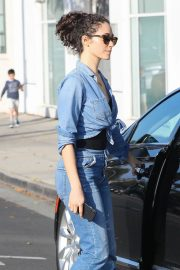 Emmy Rossum Stills Out and About in West Hollywood 2018/05/17 2