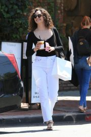 Emmy Rossum Stills Out Shopping in West Hollywood 2018/05/15 2