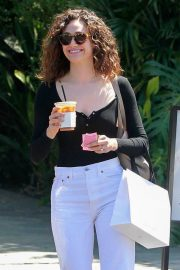 Emmy Rossum Stills Out Shopping in West Hollywood 2018/05/15 20