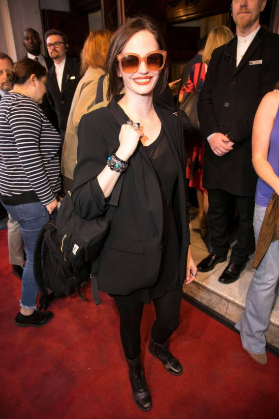 Eva Green Stills at Red Play Press Night at Wyndham's Theatre in London 2018/05/15 6