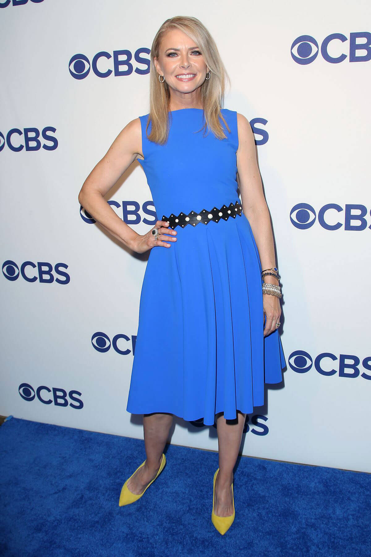 Faith Ford Stills at CBS Upfront Presentation in New York 2018/05/16 3