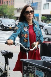 Famke Janssen Out and About in New York 2018/05/28 8