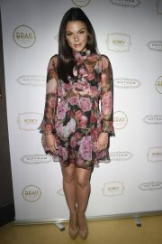 Faye Brookes at Hotel Gotham 3rd Birthday Party in Manchester 2018/05/24 1