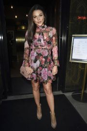 Faye Brookes at Hotel Gotham 3rd Birthday Party in Manchester 2018/05/24 6
