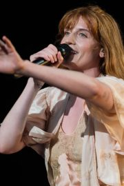 Florence Welch Performs at BBC Biggest Weekend Festival in Swansea 2018/05/27 5
