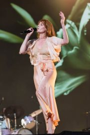 Florence Welch Performs at BBC Biggest Weekend Festival in Swansea 2018/05/27 7