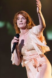 Florence Welch Performs at BBC Biggest Weekend Festival in Swansea 2018/05/27 8