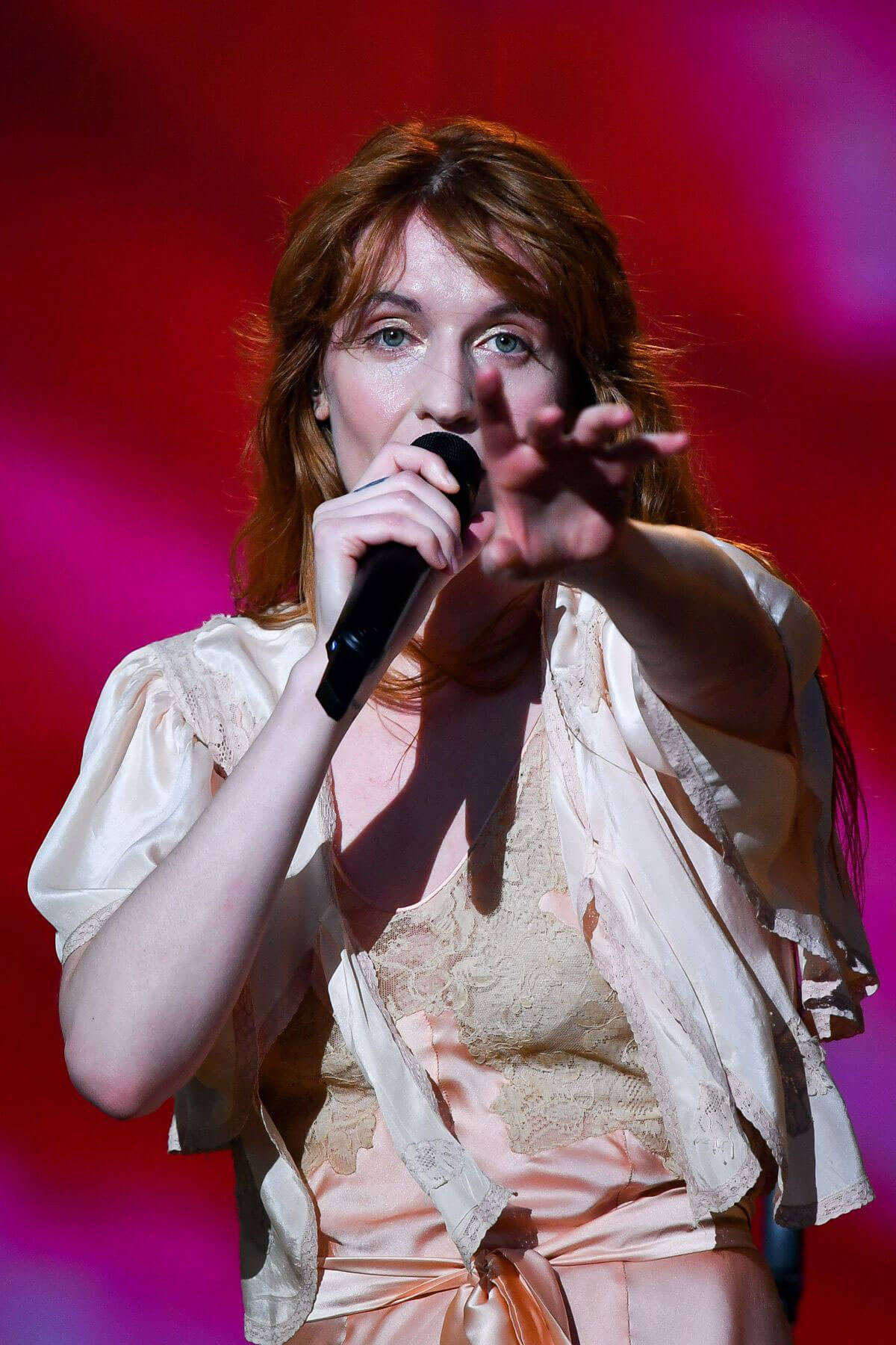 Florence Welch Performs at BBC Biggest Weekend Festival in Swansea 2018/05/27 9