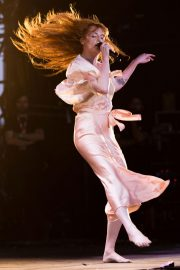 Florence Welch Performs at BBC Biggest Weekend Festival in Swansea 2018/05/27 13