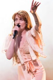 Florence Welch Performs at BBC Biggest Weekend Festival in Swansea 2018/05/27 14