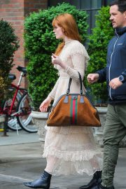 Florence Welch Stills Out and About in New York 2018/05/18 4