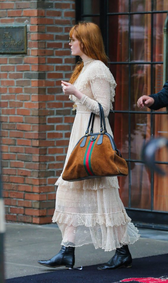 Florence Welch Stills Out and About in New York 2018/05/18 7