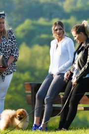 Gemma Collins Chloe Sims and Georgia Kousoulou  Stills on the Set of TOWIE in Brentwood 2018/05/15 8