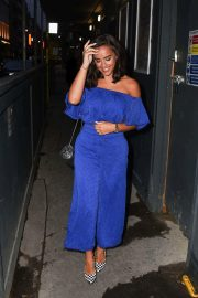 Georgia May Foote Night Out in London 2018/05/29 2