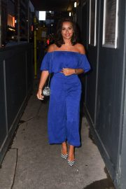 Georgia May Foote Night Out in London 2018/05/29 5