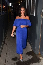 Georgia May Foote Night Out in London 2018/05/29 10