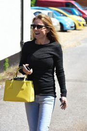 Geri Halliwell Stills Out and About in Yattendon 2018/05/15 6