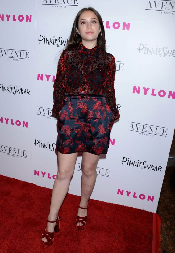 Gideon Adlon Stills at Nylon Young Hollywood Party in Hollywood 2018/05/22 3