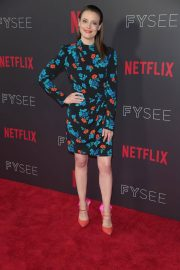 Gillian Jacobs at Netflix Fysee Comediennes in Conversation in Los Angeles 2018/05/29 2