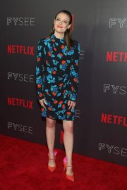 Gillian Jacobs at Netflix Fysee Comediennes in Conversation in Los Angeles 2018/05/29 12