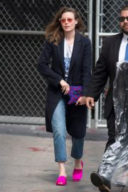 Gillian Jacobs Stills at Jimmy Kimmel Live in Los Angeles 2018/05/18 9