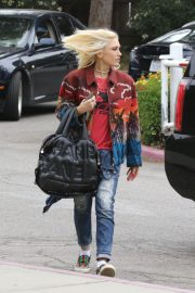 Gwen Stefani Stills Out and About in Los Angeles 2018/05/19 1