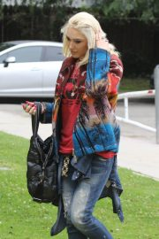 Gwen Stefani Stills Out and About in Los Angeles 2018/05/19 7