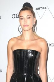 Hailey Baldwin Stills at Whitney Museum Gala and Studio Party in New York 2018/05/22 4