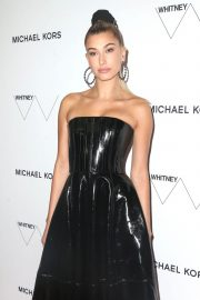Hailey Baldwin Stills at Whitney Museum Gala and Studio Party in New York 2018/05/22 9