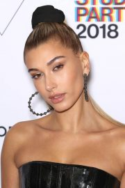 Hailey Baldwin Stills at Whitney Museum Gala and Studio Party in New York 2018/05/22 16